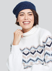 Pastel Fairisle Pattern Jumper