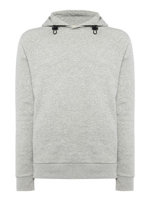 Grey Overhead Sweat