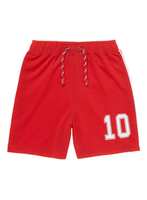 Red Shorts (3 - 12 years)