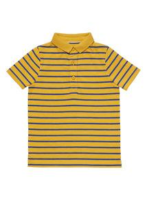 Yellow Polo Shirt (3 - 12 years)