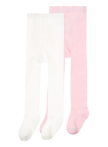Frilly Tights 2 Pack (0-24 months)
