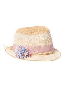 Multicoloured Trilby Hat (1 - 12 years)