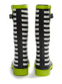 Thumbnail of SKU: AW17 STRIPE RUBBER WELLY:Multi Coloured