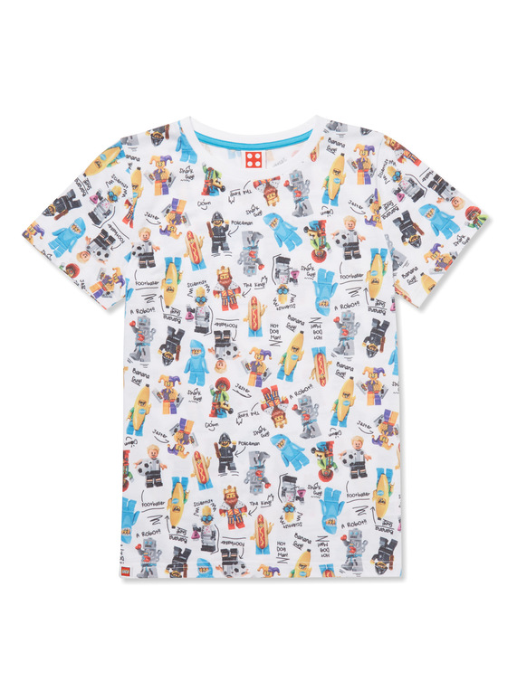 2243cc77 Kids Multicoloured Lego T-Shirt (3- 12 Years) | Tu clothing