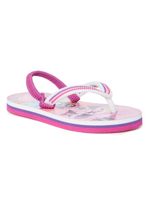 Pink My Little Pony Flip Flops