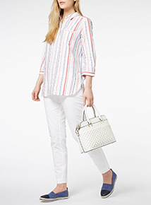 White Mermaid Bag