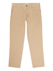 Stone Canvas Trousers