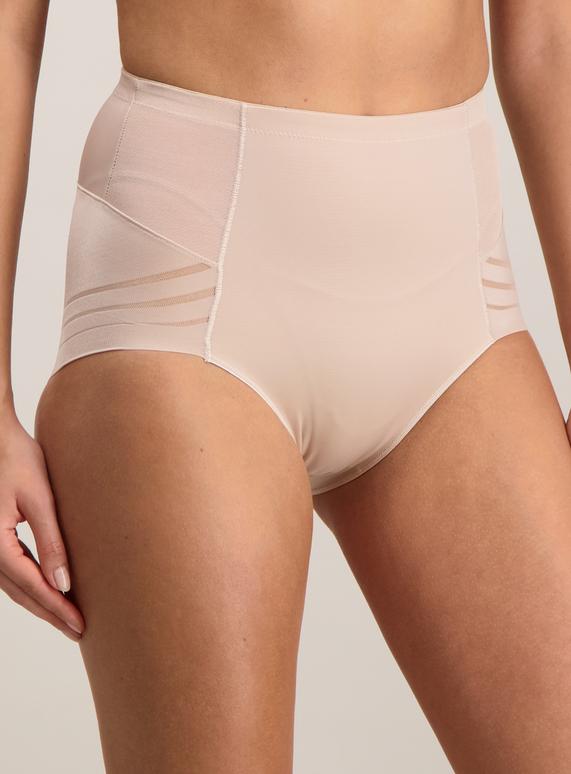 3980e15c5e10 Womens Natural No VPL Tummy Sculpting Firm Control Knickers | Tu clothing