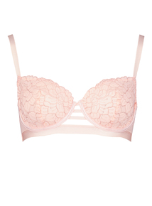 Sparkle Lace Full Cup Bra