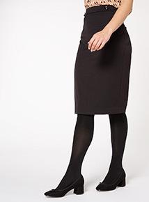 Black PVL Skirt
