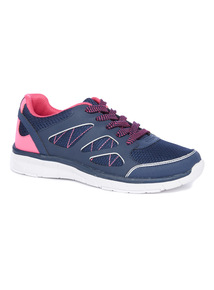 Lace Up Active Trainers