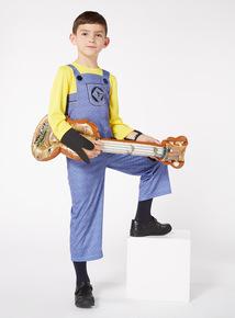 Yellow Minions Costume (3-10 years)