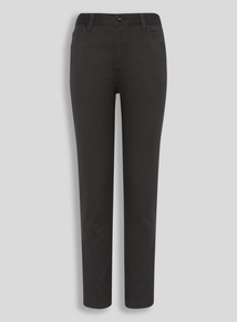 Black Slim Fit Trousers (10-16 years)