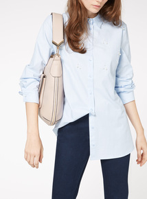 Pearl Placement Detail Shirt