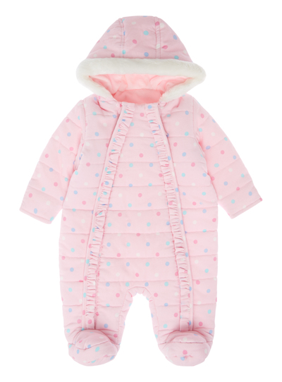 Baby Girls' Snowsuit with Snowbib and Puffer Jacket. from $ 39 01 Prime. out of 5 stars Aivtalk. Baby Toddler 3 Piece All In One Snowsuit Romper Snowsuit Zipper Padding Onesie. from $ 42 99 Prime. 4 out of 5 stars OshKosh B'Gosh. Osh Kosh Baby Girls Ski Jacket and Snowbib Snowsuit .