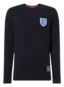 Official England Navy Sweatshirt