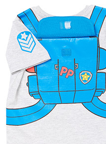 Grey 'Paw Patrol' Backpack Print T-Shirt (9 months-6 years)