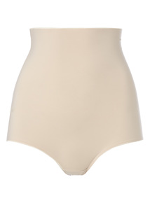 Nude No VPL Smoothing High Waist Brief