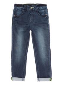 Blue Denim Neon Loopback Jean ( 9 months - 5 years )
