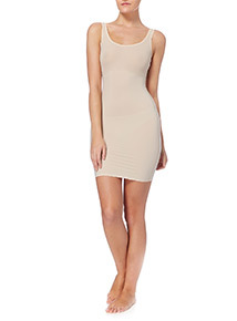 Nude Light Control Dress Slip
