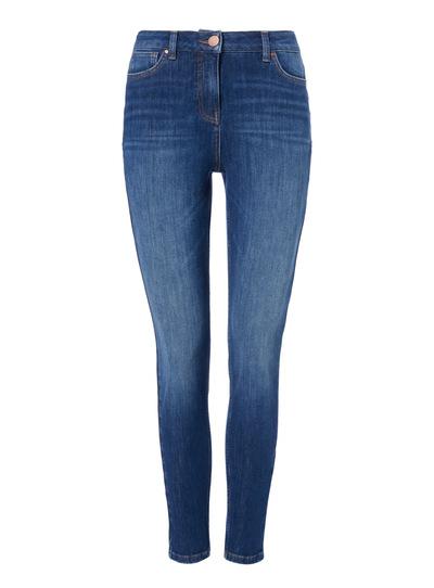 Four Way Super Stretch Skinny Jeans