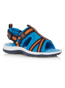 Boys Blue Adventure Sandals