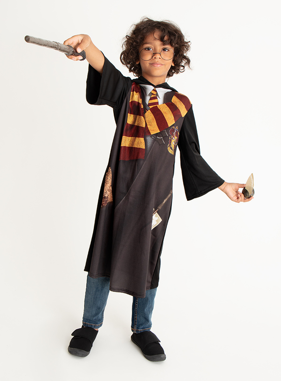 Black Harry Potter Costume (3-12 years)