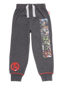 Kids Charcoal Disney Avengers Lounge Pant