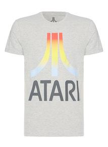 Grey Atari Tee