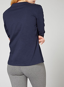 Online Exclusive Russell Athletic Long Sleeve Top