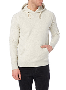 Cream Overhead Sweatshirt