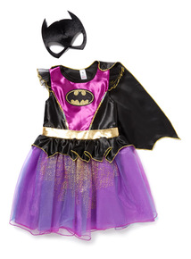 Purple Batgirl Costume (3-10 years)
