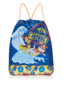 Blue Paw Patrol Swim Bag