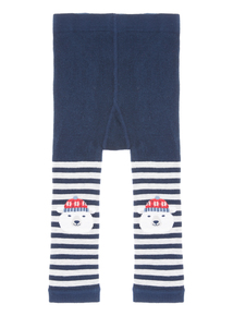 Boys Blue Long Johns (0-24 months)