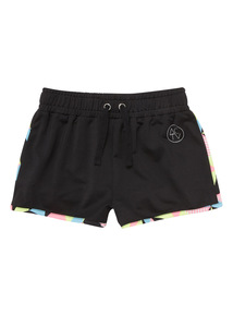 Black Dance Shorts (5 - 14 years)