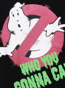 Halloween Ghostbusters T-Shirt (3- 14 Years)