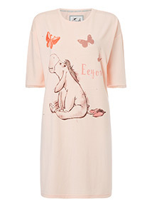'Eeyore' Print Nightdress