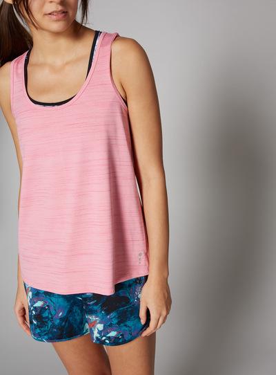 Pink Active Vest