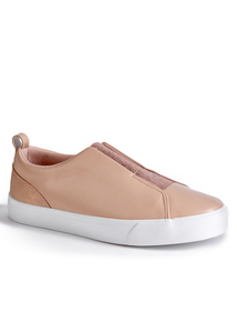 Online Exclusive Pink Glitter Skater Shoe