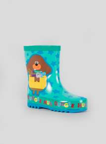 Hey Duggee Multicoloured Wellie Boots (4 Infant-12 Infant)