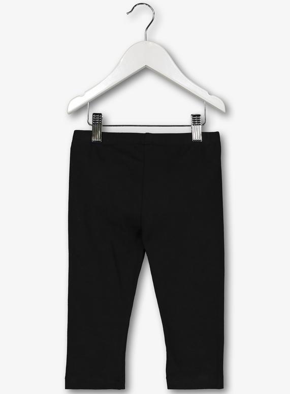 79d06df674c52c Baby Black Capri Leggings (9 Months - 5 Years) | Tu clothing