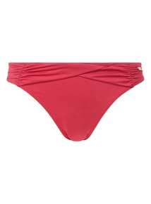 Gok Red Control Shorts