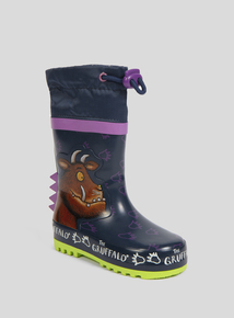 The Gruffalo Drawstring Wellies (Infant 4-12)