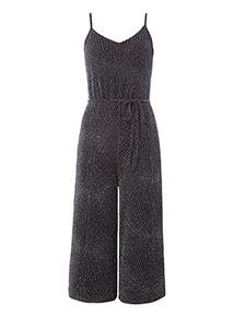 Sparkle Culotte Jumpsuit