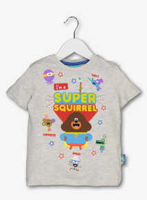 Hey Duggee Super Squirrel Multicoloured T-Shirt (12 months - 6 years)
