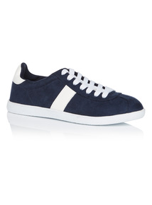 Navy Retro Trainer
