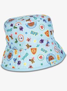 46b5aec72d5fb Hey Duggee Blue Reversible Bucket Hat (1 - 9 years)