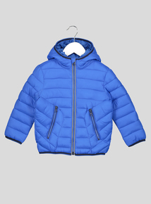 Blue Padded Coat (9 months - 6 years)