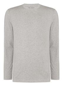 Grey Crew T-shirt