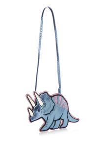 Blue Dino Bag